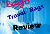 Bago Travel Bags Review / Compilation of Bago Travel Bags Review