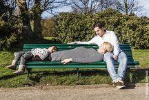 Portfolio - Family & maternity shoots / Family shoots made by Justa van Heertum. www.justavanheertum.om