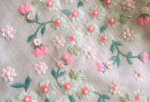 fabric work ideas