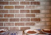 Decor: Wall tiles & backsplash / by Lisa