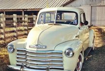 My Dream Car / 1954-55 Chevrolet Pick Up