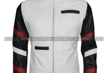 Bruce Lee Vintage Kung Fu Leather Jacket / Get this Classic Bruce Lee Martial Arts White Leather Jacket at most low price from Sky-Seller with free Shipping.