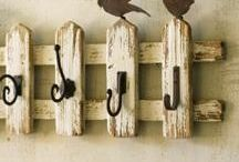 picket fence craft ideas