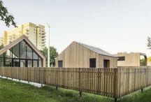 architektura drewno