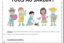 jardin pour enfants