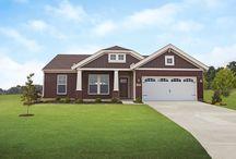 Zircon Craftsman C2 - Floor Plan / Jagoe Homes, Inc.  Project: Zircon. Elevation: Craftsman, Evansville, IN.  Lot 22.