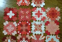 quilts Lucy Boston / patchwork