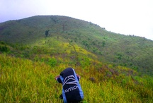 Hiking / My Hiking journey over Indonesia Mountains