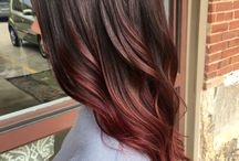 Meghan's hair