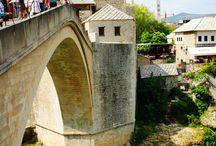 The Balkans / #Bosnia#Croatia#Bulgaria#Serbia#Belgrade#Balkan food#Slovenia#Mostar#Sarajevo#Kosovo#Stari Most#Dubrovnik#Greece#Cyprus#Montenegro#Jugoslavia