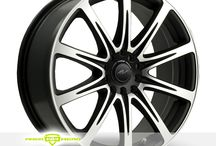 ICW Wheels & ICW Rims And Tires / Collection of ICW Rims & ICW Wheel & Tire Packages