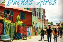 Travel to South and Central America