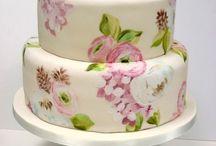 Cakes & Cupcakes / Pasteles bonitos y creativos