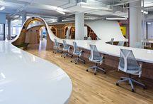 Interiors, office
