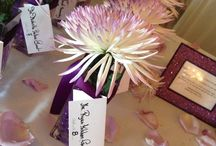 Flower Cart Place Cards/Table Seating