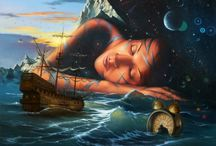 Realizm magiczny / sztuka, surrealizm,