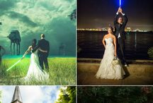 Mariages Star wars