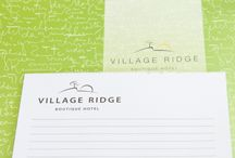 Conferencing / Village Ridge offers convenient, flexible and highly personal conferencing facilities. As a setting for small exclusive conferences, private dining, cocktail parties, small weddings or meetings, we are the perfect fit. Our 5 elegantly-proportioned, well-lit and quiet rooms can be set up according to specific specifications.