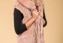 Jayley Fur Gilets