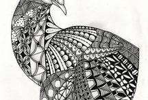 Bird tangle