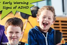 ADHD --an increasingly prevalent problem for school-aged children. Parker Pediatrics has 3 psychologists on staff to serve your family.