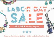 Chloe + Isabel Labor Day Sale! / Chloe + Isabel has put some pieces on sale for 25% off! Watch this space for sale items starting August 27. The sale runs until Sept. 1 Shop with me: Angie Kritenbrink