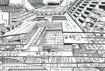 Nice Architecture Drawings