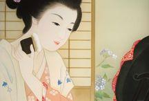 Peinture Japonaise 5