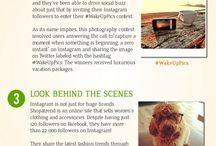 Instagram Marketing Tips / Instagram marketing tips for social media business and blogs