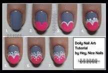 Love/Valentine's Day Nails / by MoManisMoProblems