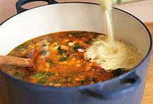 Soup Recipes / by Denise Blaszynski
