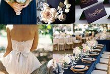 Bluish Wedding