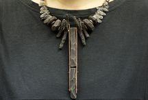 Big stone jewellery