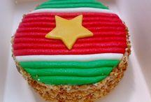 Suriname cakes