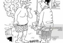 Osteopathy cartoons