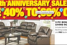 Weekly Furniture offering / Designer and Luxury Furniture