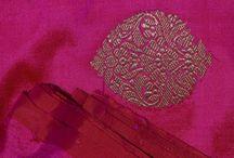 Pure Jamdani/Muga/Tussar Silk Fabrics