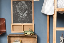 Kid's spaces / by Irene mamanotieneblog