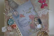 My Card Makes - Vintage / My Own Handmade Cards