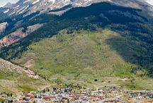 Colorado Towns / Towns in Colorado.