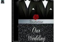 Gay weddingcards