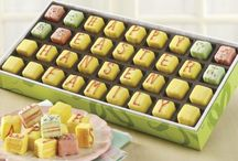 Make It Personal / Get a bakery treat that's personalized to make it extra special for the recipient.  www.swisscolony.com