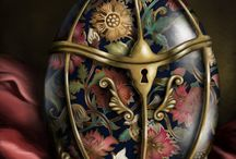 Faberge Eggs & More