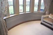 Curved Radiators / Curved and angled radiators for bay windows