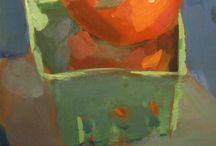 Paintings- Lisa Daria / by Linda Spang