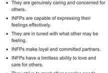 INFP-a personlighet
