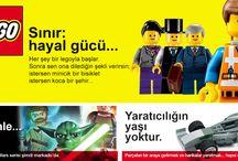 Lego: Herşey Lego ile Başlar / Birbirinden eğlenceli seçenekleri ile lego dünyasını keşfedin ve yepyeni maceralara atılın!