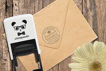 Stampanda Round Custom Address Stamps / Round Custom Address Stamps