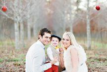 Familj fotograferingar