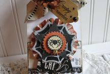 Halloween crafts / by Jamie Cope Green